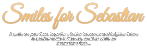 Smiles for Sebastian